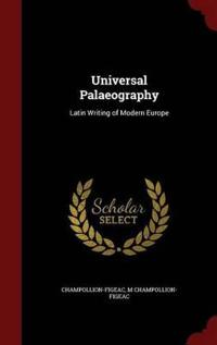 Universal Palaeography