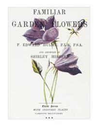 "Familiar Garden Flowers: Turbinate Bell-Flower: Decorative Notebook+journal (8.5"" X 11"")"
