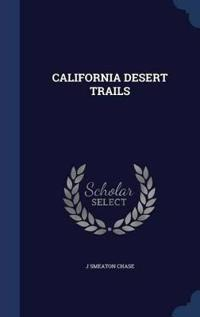 California Desert Trails