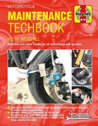 Haynes Motorcycle Maintenance Techbook