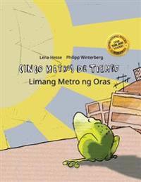 Cinco Metros de Tiempo/Limang Metro Ng Oras: Libro Infantil Ilustrado Espanol-Filipino/Tagalo (Edicion Bilingue)