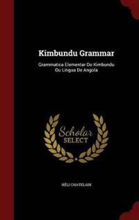 Kimbundu Grammar
