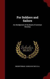 For Soldiers and Sailors