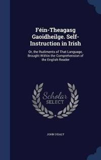 Fein-Theagasg Gaoidheilge. Self-Instruction in Irish