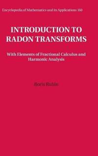 Introduction to Radon Transforms
