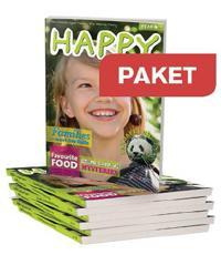 Happy Paket Textbok 4 25 ex+Lärarwebb individlic