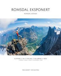 Romsdal eksponert = Romsdal exposed; klatring, ski, sykling, fjelløping, base