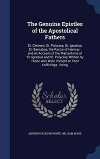 The Genuine Epistles of the Apostolical Fathers