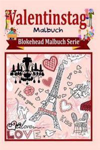 Valentinstag Malbuch
