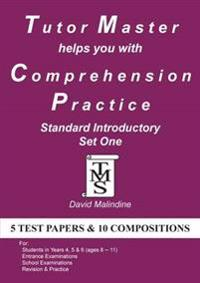 Tutor master helps you with comprehension practice - standard introductory