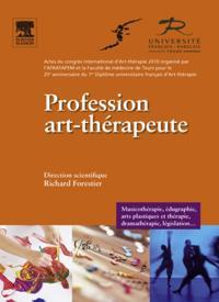 Profession art-therapeute