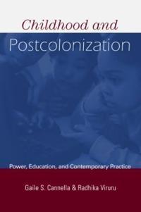 Childhood and Postcolonization