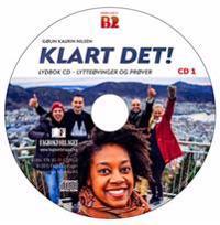 Klart det!: lydbok CD
