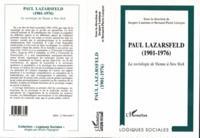 Paul Lazarsfeld (1901-1976)