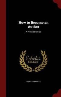 How to Become an Author