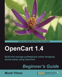 OpenCart 1.4 Beginner's Guide