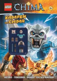 LEGO® Legends of CHIMA. Kampen om Chima