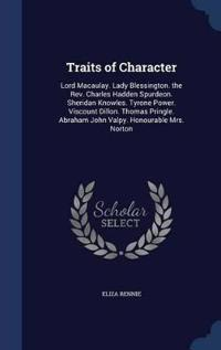 Traits of Character