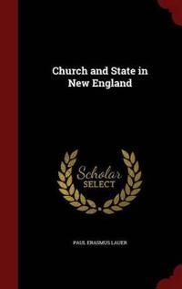 Church and State in New England