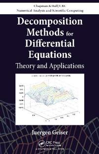 Decomposition Methods for Differential Equations