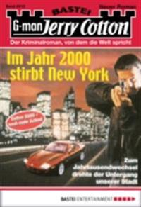 Jerry Cotton - Folge 2219
