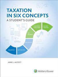 The Six Concepts of Taxation: A Students Guide
