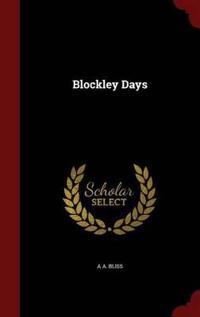 Blockley Days