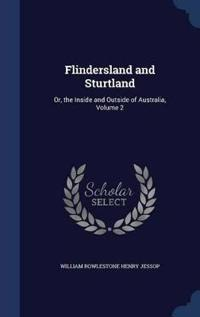 Flindersland and Sturtland