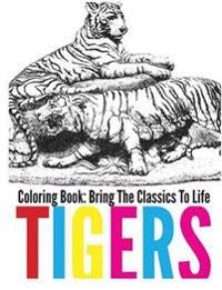 Tigers Coloring Book