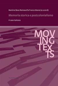 Memoria Storica E Postcolonialismo