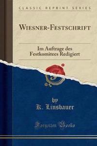 Wiesner-Festschrift