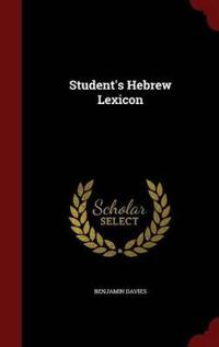 Student's Hebrew Lexicon