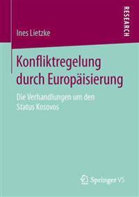 Konfliktregelung Durch Europ isierung