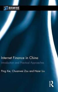 Internet Finance in China