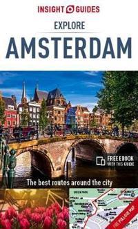 Insight Guides: Explore Amsterdam