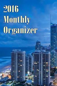 2016 Monthly Organizer