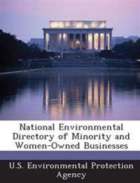 National Environmental Directory of Minority and Women-Owned Businesses