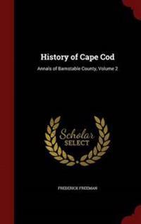 History of Cape Cod