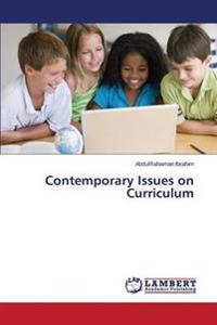 Contemporary Issues on Curriculum