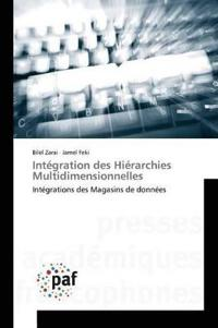 Integration Des Hierarchies Multidimensionnelles