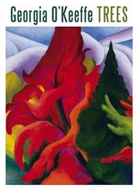 "B/N Georgia O'Keeffe/Trees [With 20 Assorted 5x7"" Blank Notecards W/Envelopes]"