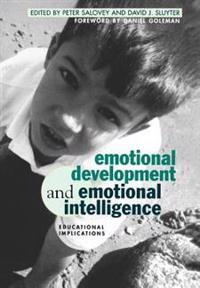 Emotional Development and Emotional Intelligence