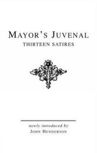 Mayor's Juvenal