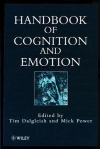 Handbook of Cognition & Emotion (e-Book)