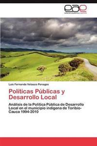 Politicas Publicas y Desarrollo Local