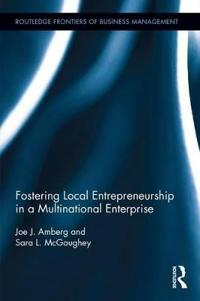 Fostering Local Entrepreneurship in a Multinational Enterprise