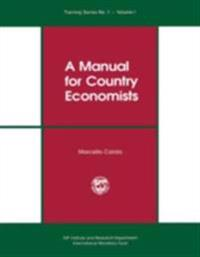 Manual for Country Economists