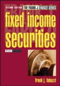 Fixed Income Securities - Bruce Tuckman, Angel Serrat - e