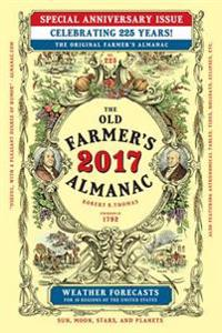 The Old Farmer's Almanac 2017, Trade Edition: Special Anniversary Edition