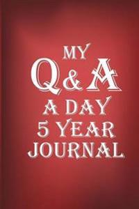 Q&A a Day Journal 5 Year